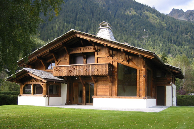 Chalets Trappier image 1